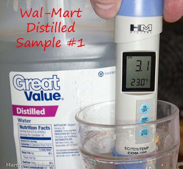 deionized water wiki