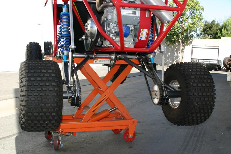 Mini-mini Buggy IRS axles? - OFN Forums